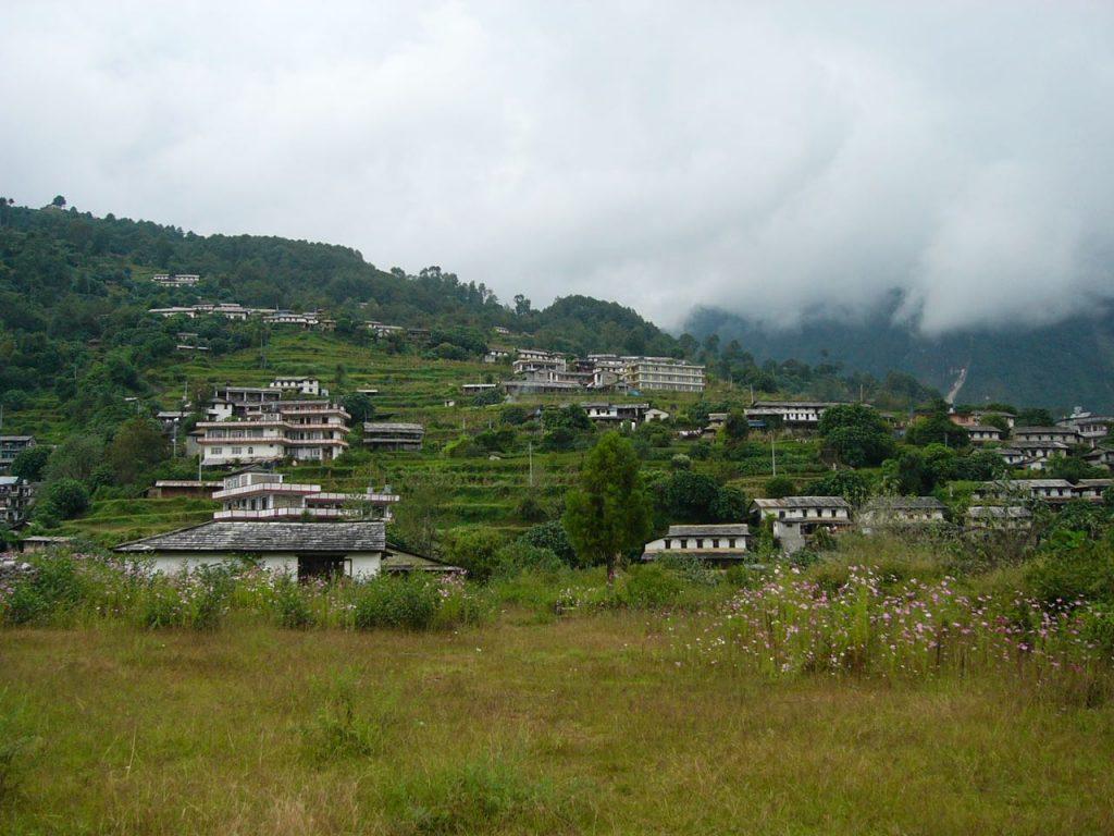 ガンダルクの村 2006 ゴレパニ・トレッキング