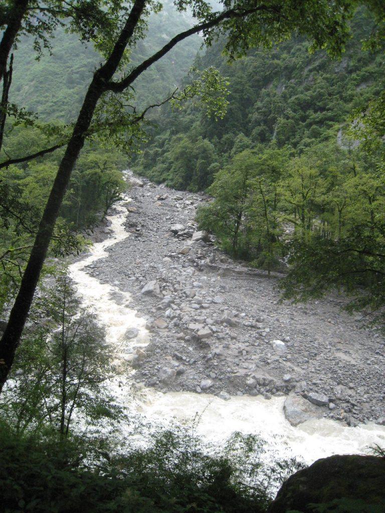 ランタン川 2008 ランタン・トレッキング