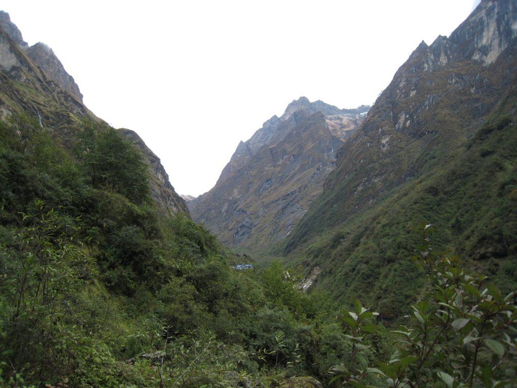 デオラリはもうすぐ 2008 アンナプルナ・ベースキャンプ・トレッキング