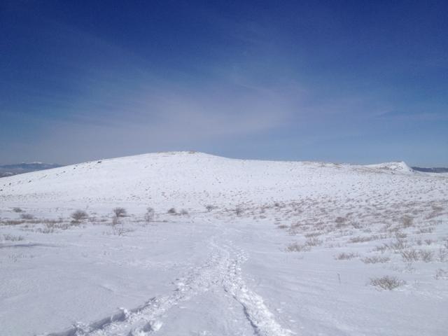 車山高原 2013年2月3日