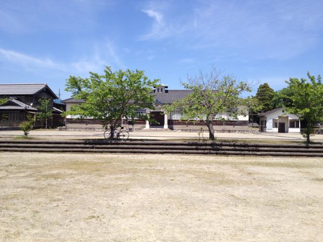 桐林館 いなべ市北勢町阿下喜 2013年5月12日