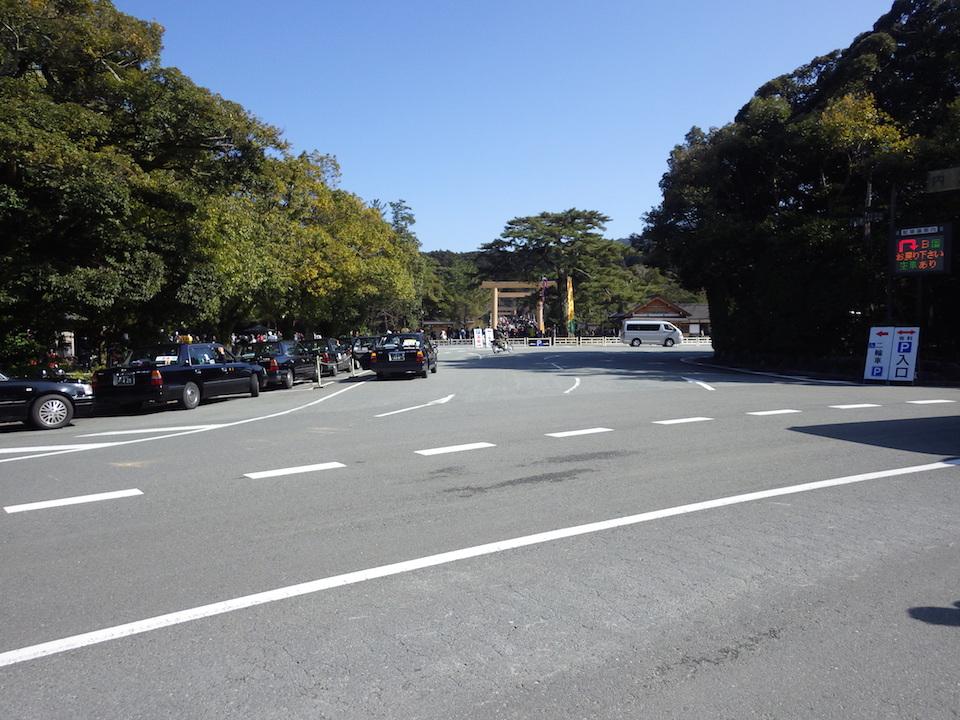伊勢神宮 (内宮) 2015BRM307近畿300km松阪