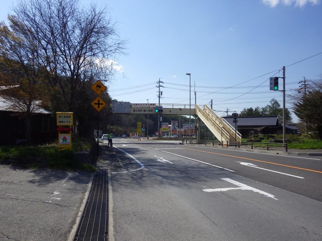 富士見峠 (2015BRM425神奈川400興津)