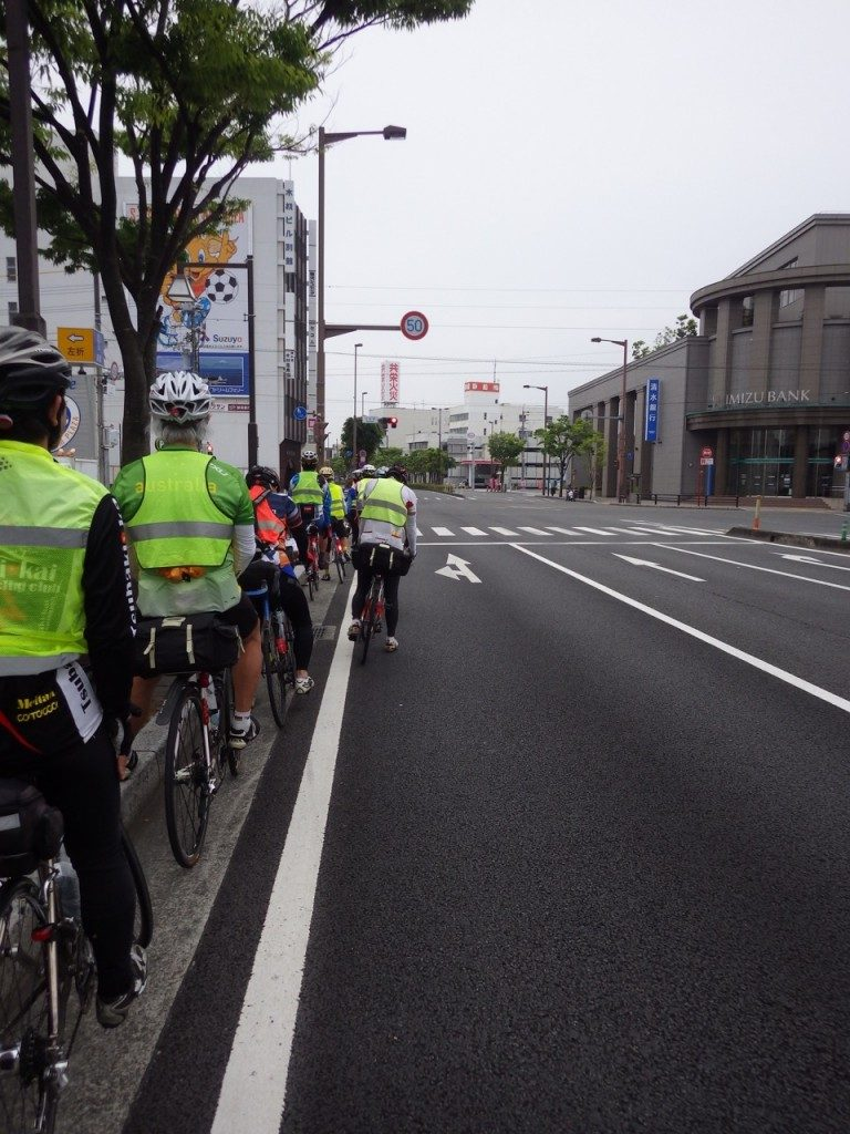 清水市街地 (2015BRM509神奈川600興津)