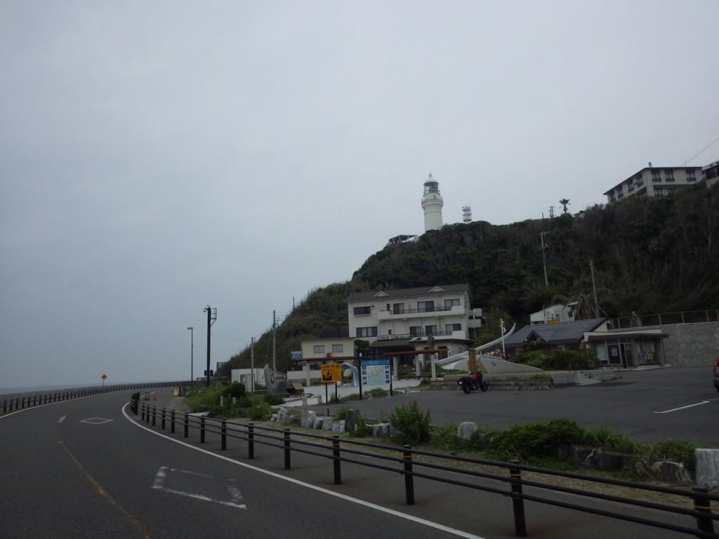 御前崎灯台 (2015BRM509神奈川600興津)