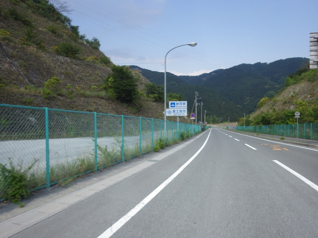 静岡県に帰ってきた (2015BRM509神奈川600興津)