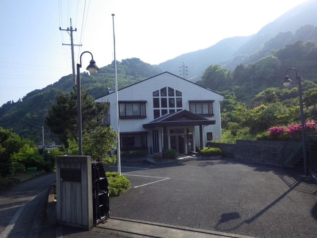 由比の地すべり資料館 (2015BRM509神奈川600興津)