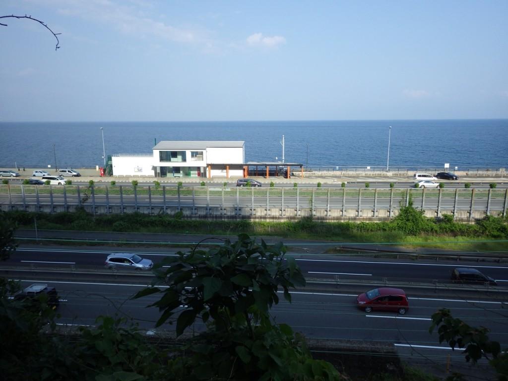 駿河湾を望む (2015BRM509神奈川600興津)