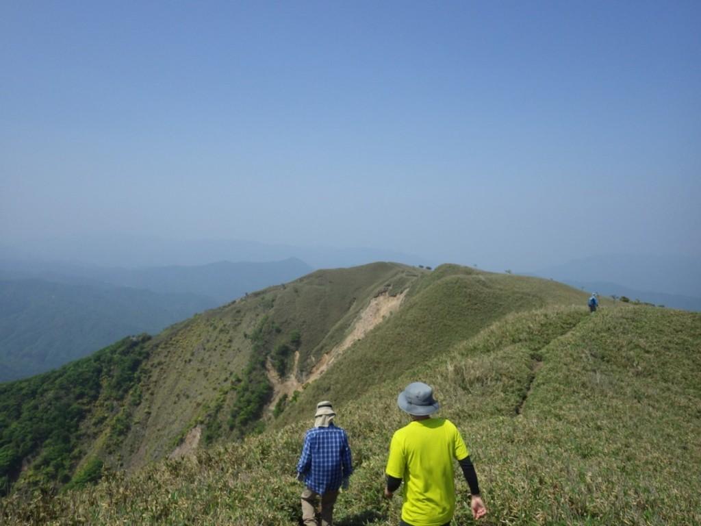 竜ヶ岳 2014年5月31日