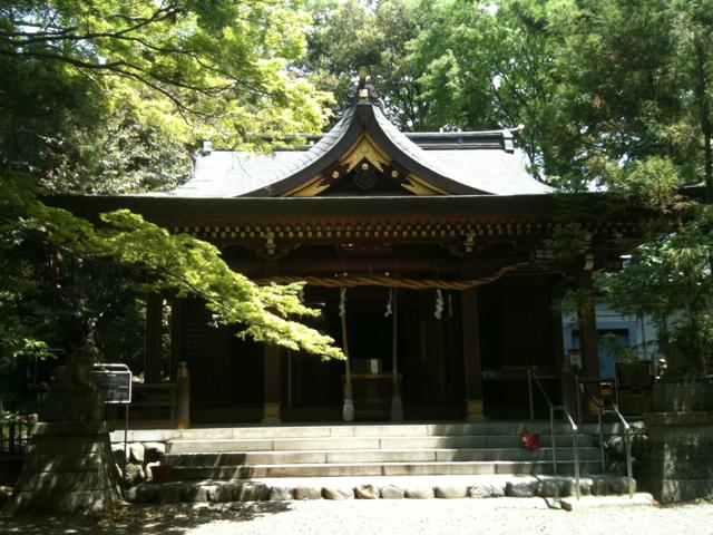 阿蘇神社 2011年5月8日
