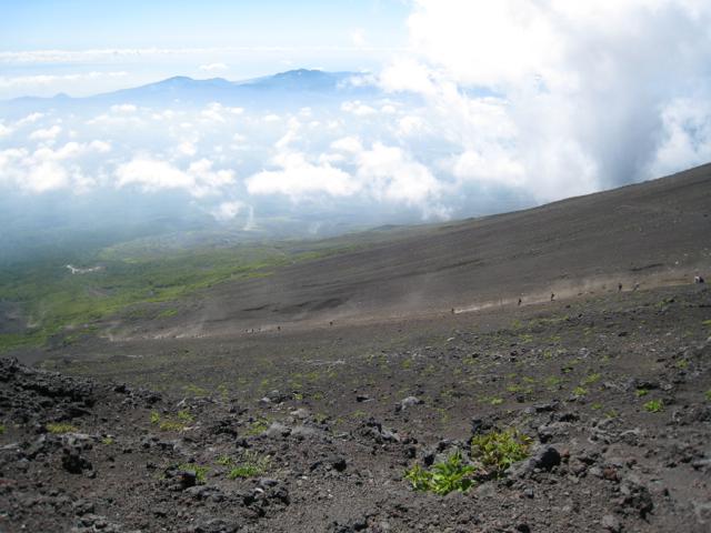 砂走り 富士登山 2011年7月11日