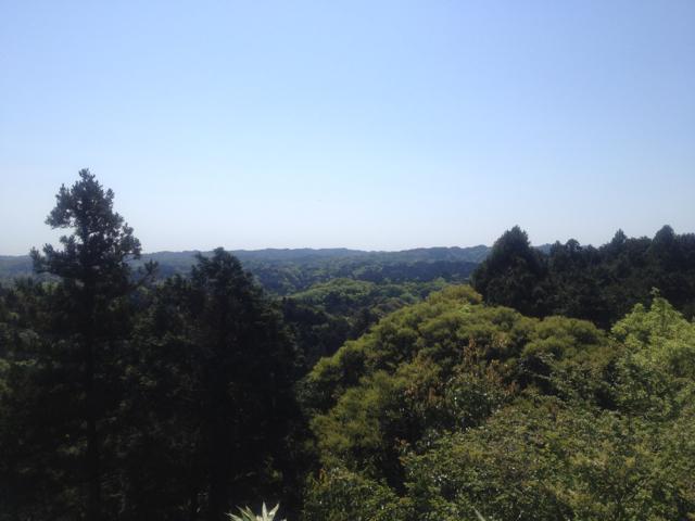 大福山 2012年5月5日