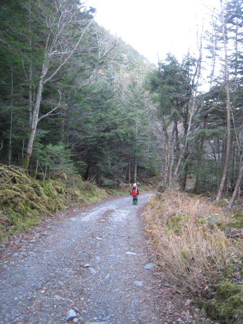 硫黄岳 (八ヶ岳) 2009年10月31日