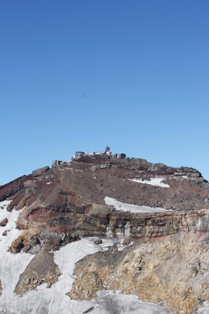 旧測候所 富士登山 2011年7月11日