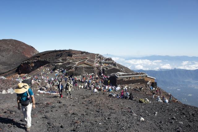 富士登山 2011年7月11日