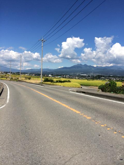 八ヶ岳が見えた BRM914神奈川400km (2014年9月14日)