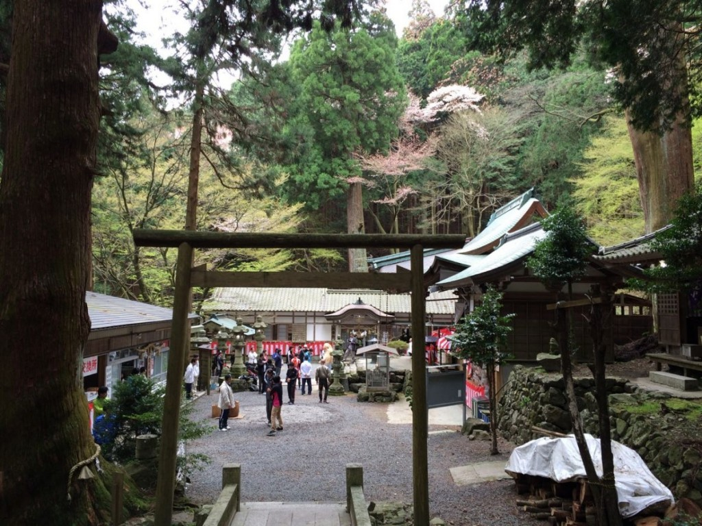 福王神社 (2015 第3回天狗坂上がり)