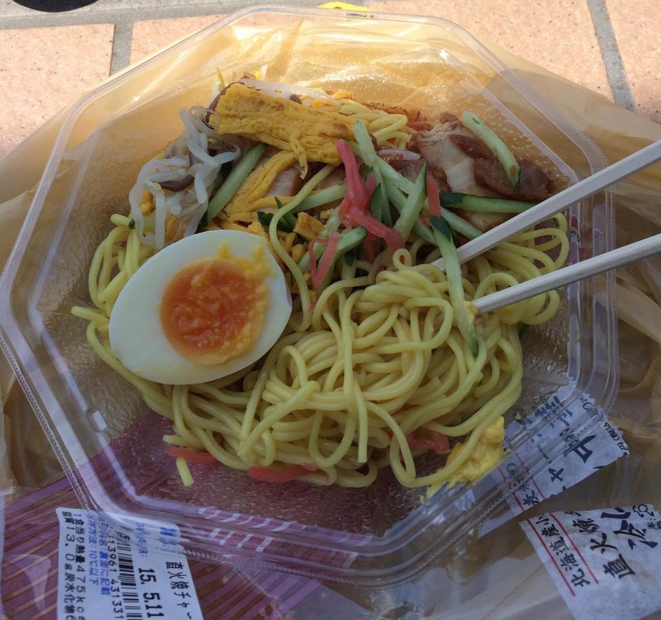 きょうの昼ご飯 (2015BRM509神奈川600興津)