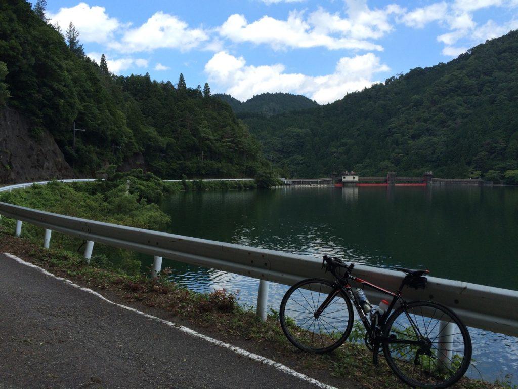 犬上ダム 2015年5月20日 石榑峠と鞍掛峠