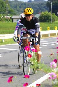 前回復活時のGrand Velo 2011 ツール・ド・ちば (2011年10月10日)