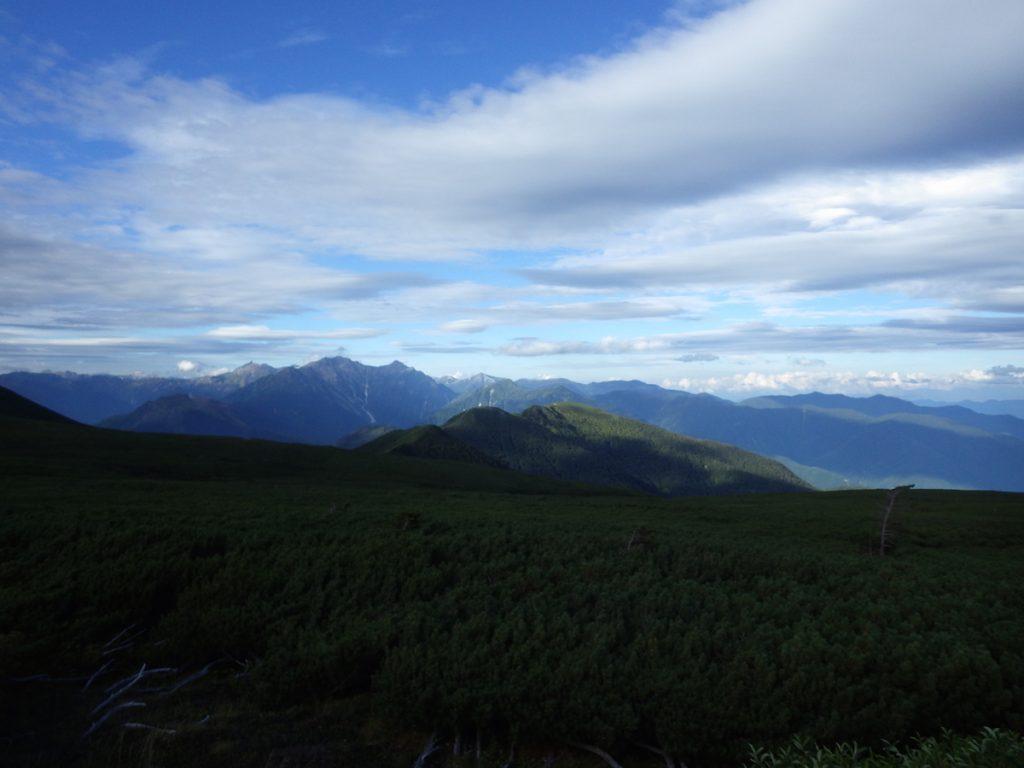 山だと活動を控える時間帯に入る 2015BRM912近畿400金沢