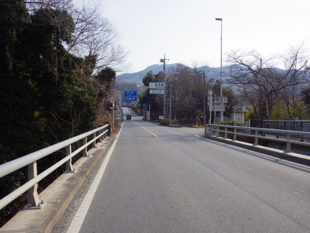 埼玉県に入る