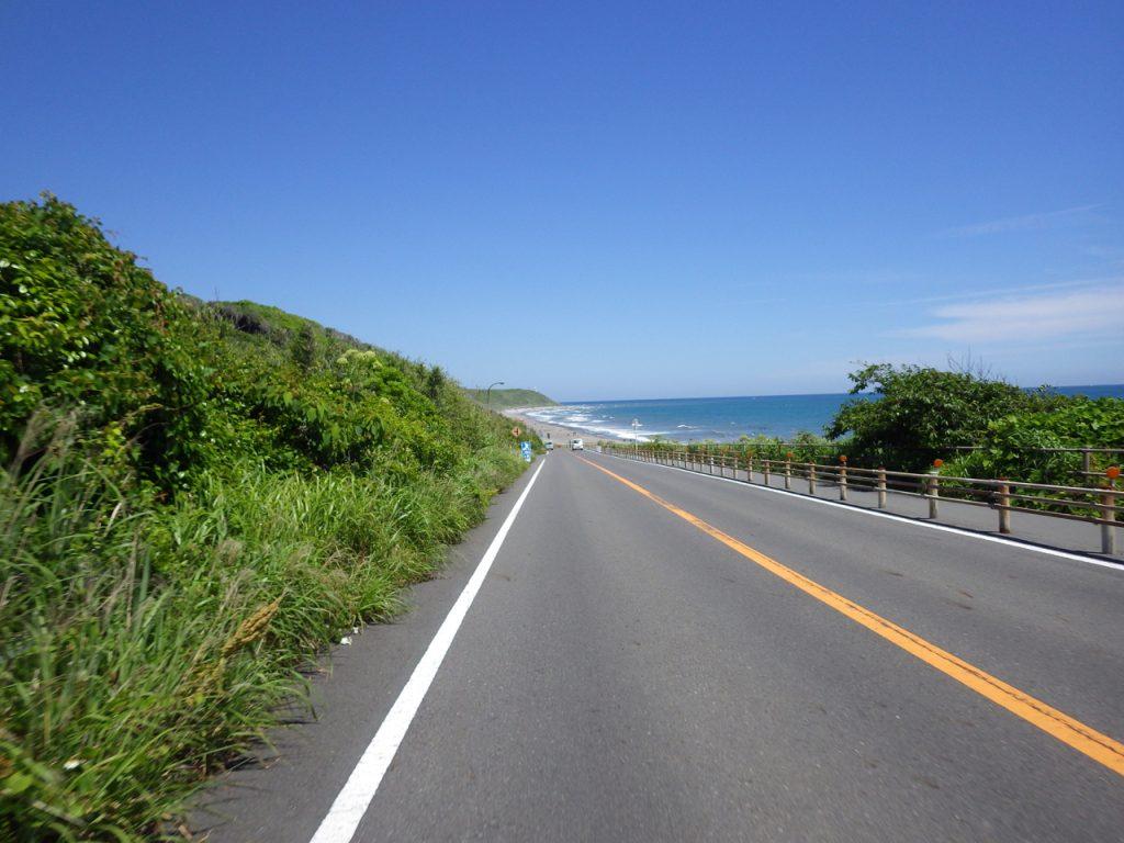 ようやく太平洋